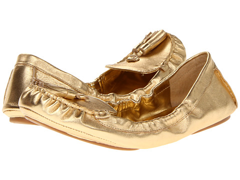 Balerini Nine West - Trenti - Gold Leather