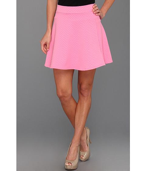 Pantaloni Gabriella Rocha - Parnella Zig Zag Skater Skirt - Pink