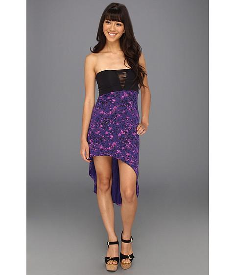 Rochii DC - Switchback Convertible Dress/Maxi Skirt - Black