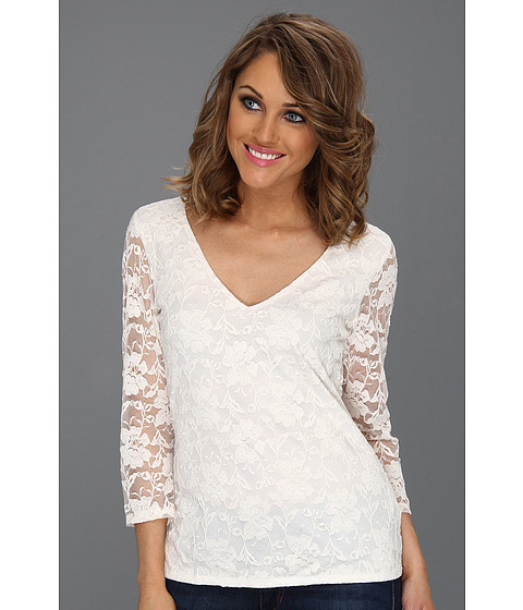 Bluze Christin Michaels - Kama Blouse - Ivory