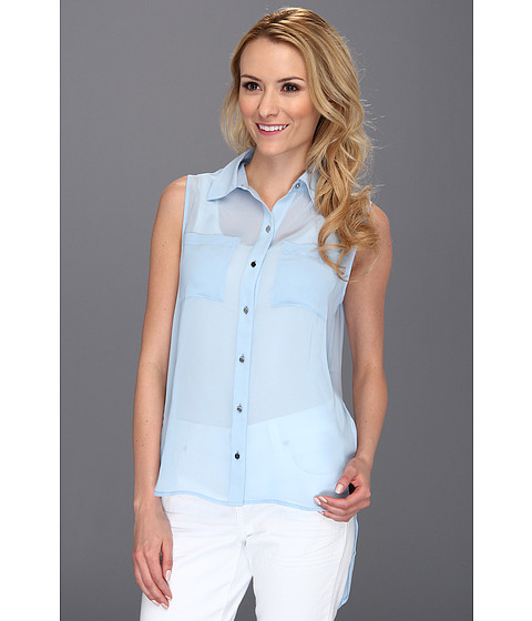Bluze Kenneth Cole - Krissy Top - Sky Blue