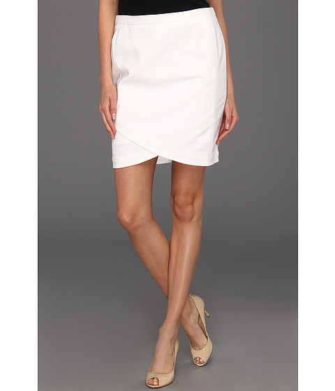 Fuste Kenneth Cole - Shantora Skirt - White