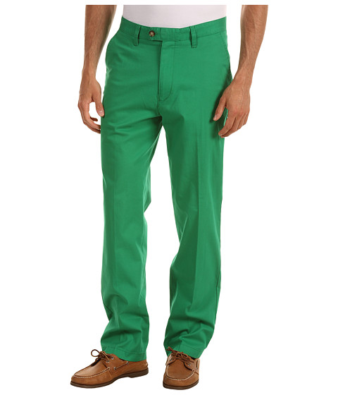 Pantaloni Nautica - Beacon Twill Pant - Parrot Green