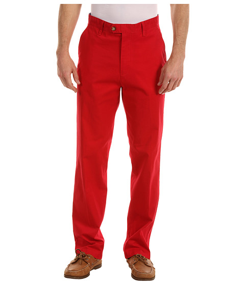 Pantaloni Nautica - Beacon Twill Pant - Tango Red