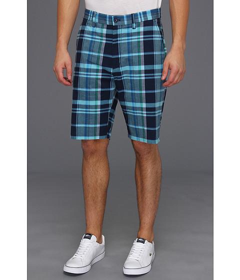 Pantaloni Nautica - Yarn Dye Plaid Short - Jour Blue