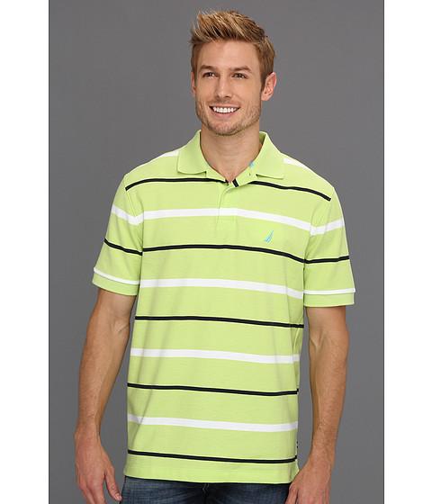 Tricouri Nautica - Stripe Deck Shirt - Mist Green
