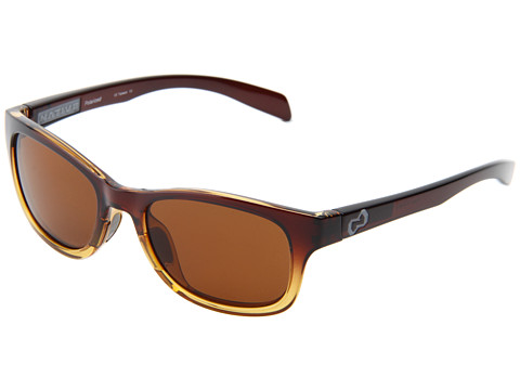 Ochelari Native Eyewear - Highline - Stout Fade/Iron Temple/ Grey/ Brown Lens