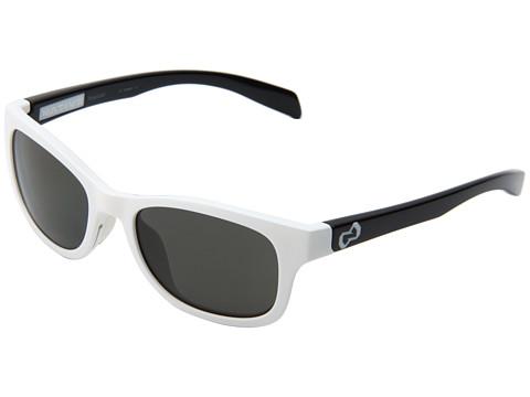 Ochelari Native Eyewear - Highline - White Front/Iron Temple/White/Gray Lens