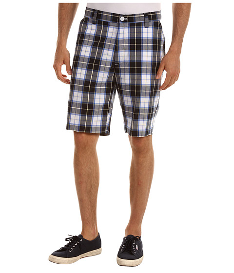 Pantaloni Nautica - Cotton Plaid Short - Navy