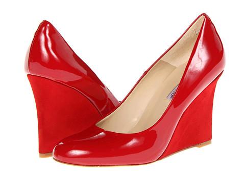 Pantofi Charles David - Vibrant - Red Patent