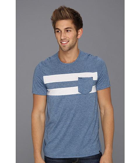 Tricouri Hurley - Block Riot Knit Shirt - Martme Blue