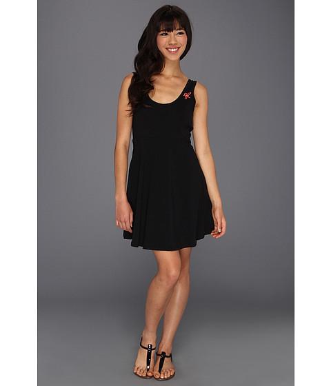 Rochii Fox - Platform Dress - Black