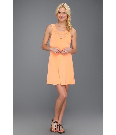 Rochii Fox - Platform Dress - Day Glo Orange