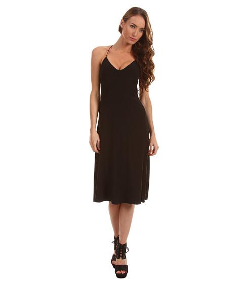 Rochii Tibi - Strappy Dress - Black