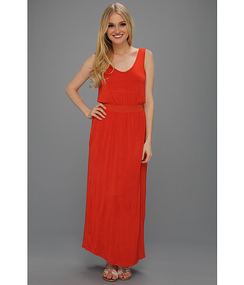 Rochii Brigitte Bailey - Gorgina Maxi Dress - Rust