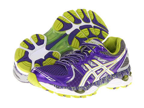 Adidasi ASICS - GEL-Nimbusî 14 Limited Edition - Purple/Lime/Charcoal