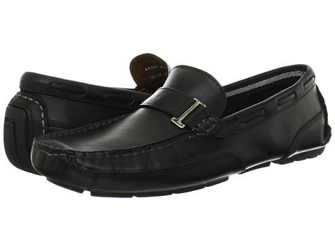 Pantofi Clarks - Circuit Alonso - Black