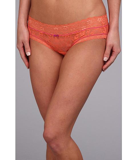 Lenjerie DKNY - Signature Lace Bikini 543000 - Clementine/Grapevine