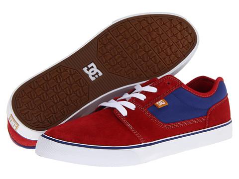 Adidasi DC - Bristol - Red/Blue