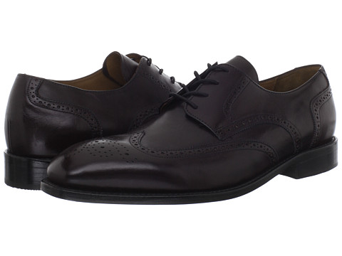Pantofi Bostonian - Veldt Wing - Burgundy