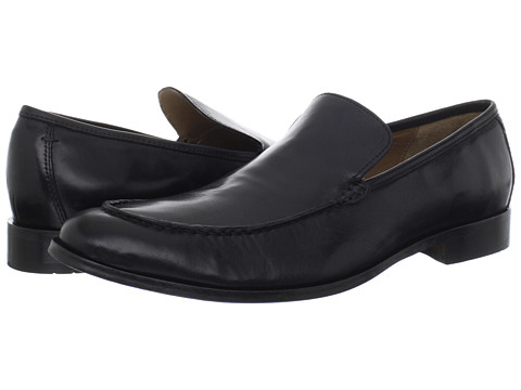 Pantofi Bostonian - Lafayette - Black Leather