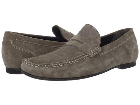 Pantofi Bostonian - Studio Dival - Grey Suede
