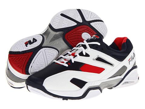 Adidasi Fila - Sentinel - White/Peacoat/Chinese Red