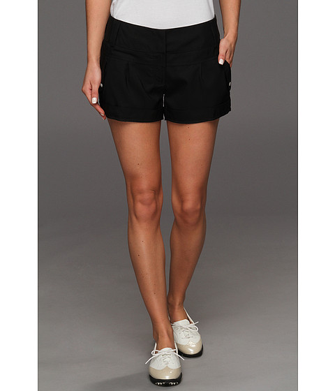 Pantaloni adidas - Fashion Performance Woven Novelty Short \13 - Black/White
