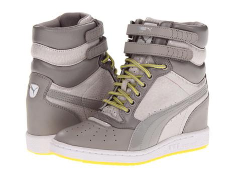 Adidasi PUMA - Sky Wedge Animal Wn\s - Opal Gray