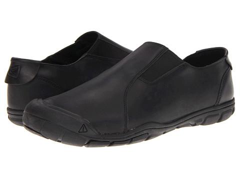 Adidasi Keen - Bleecker Slip-On CNX - Black