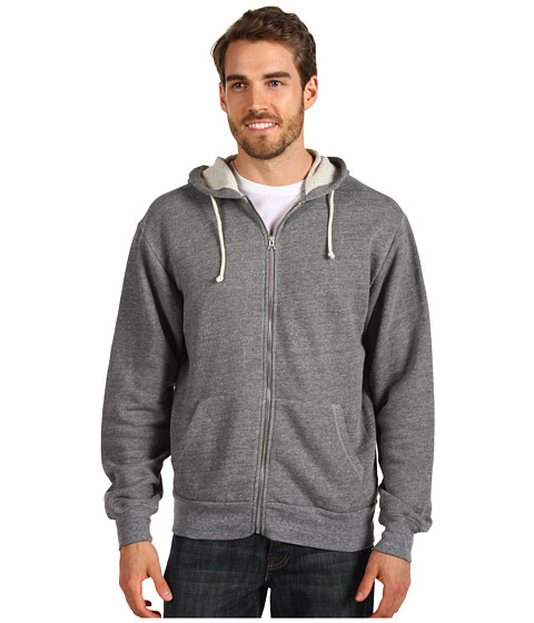 Bluze The North Face - Cape River Full Zip Hoodie - Heather Grey