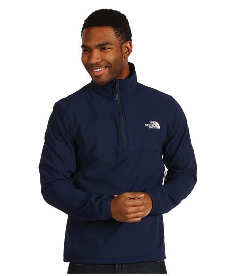 Bluze The North Face - Nimble Zip Shirt - Cosmic Blue