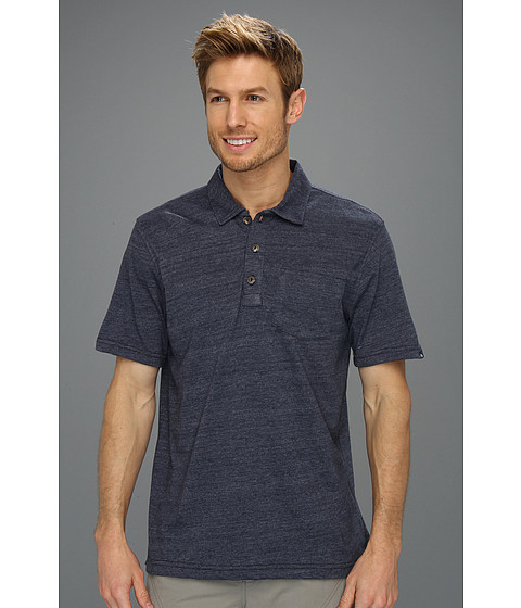Tricouri The North Face - S/S Ellingwood Polo - Cosmic Blue
