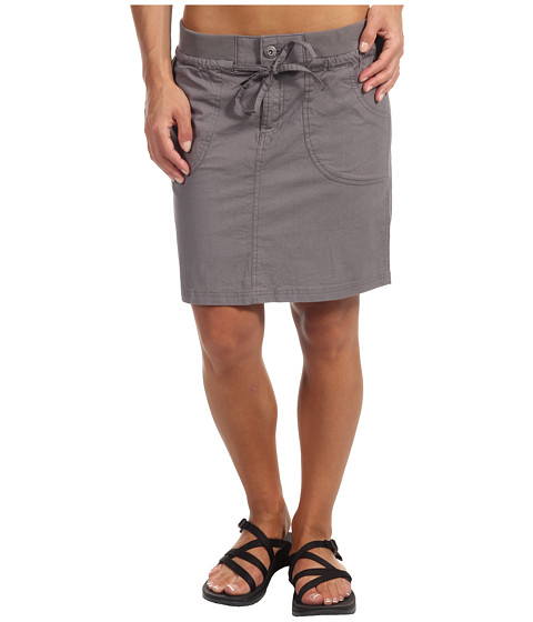 Pantaloni The North Face - Cabrillo Skirt - Pache Grey