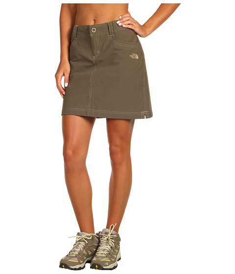 Fuste The North Face - Taggart Skort - Weimaraner Brown