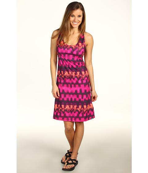 Rochii The North Face - Cypress Dress - Fuchsia Pink Ikat Print
