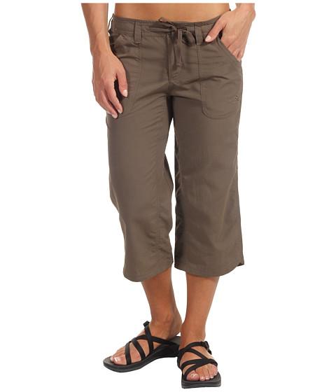 Pantaloni The North Face - Horizon Betty Capri - Weimaraner Brown