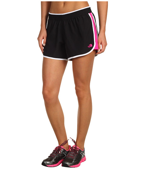 Pantaloni The North Face - Reflex Core Short - TNF Black/Linaria Pink/TNF White