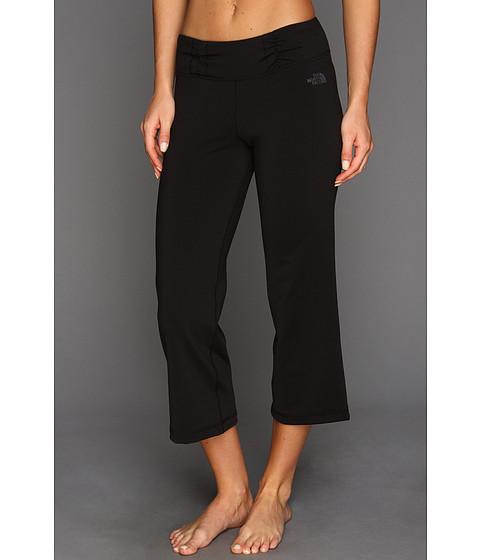 Pantaloni The North Face - Tadasana VPR Capri - TNF Black