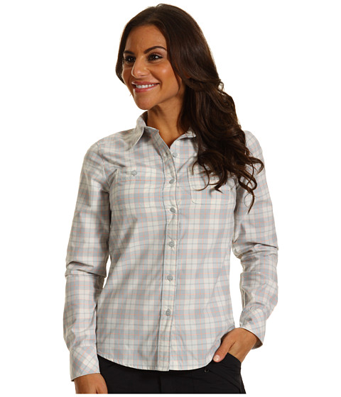 Bluze The North Face - What\s Craggin\ Woven - High Rise Grey Plaid