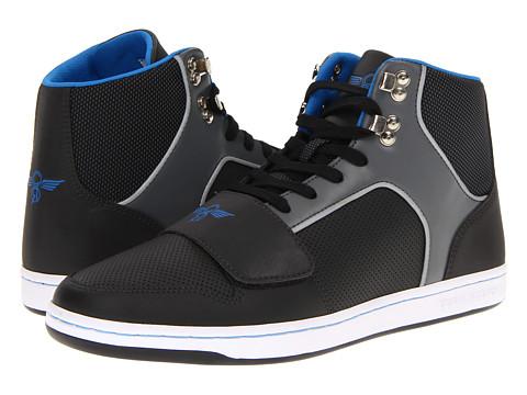 Adidasi Creative Recreation - Cesario - Charcoal/Black/Blue
