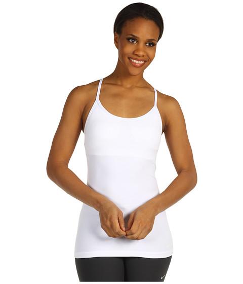 Tricouri Nike - Favorites Tank - White/White