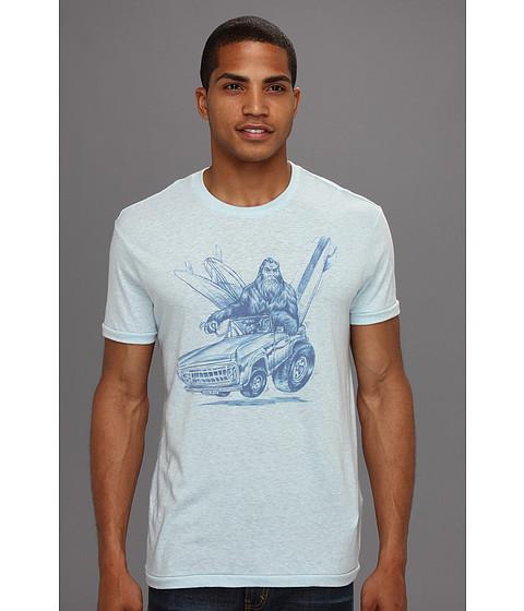 Tricouri Lucky Brand - Bigfoot Surf T-Shirt - Stratosphere