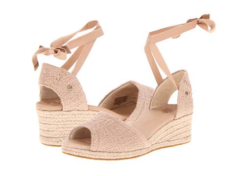 Sandale UGG - Delmar - Mushroom Cotton