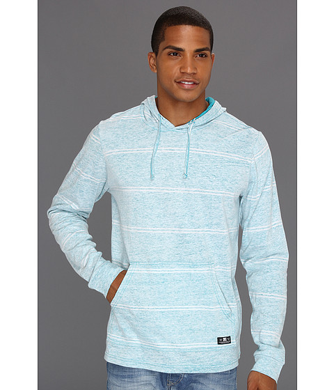Bluze DC - Hawkland Pullover Hoodie - Blue Teal