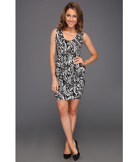 Rochii Gabriella Rocha - Amedee Jacquard Print Dress - Black