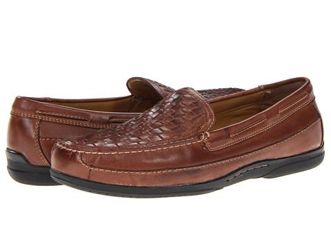 Pantofi Dockers - Haffe - Tan Burnished Full Grain