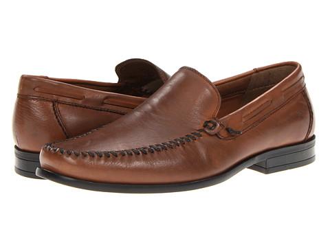Pantofi Dockers - Oberon - Tan Soft Burnished Full Grain