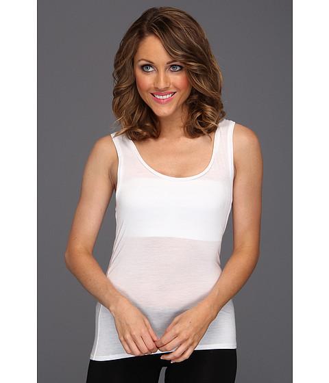 Tricouri Calvin Klein - Layering Tank D3471 - White