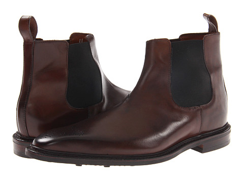 Ghete Allen-Edmonds - Haight - Brown Burnished Calf